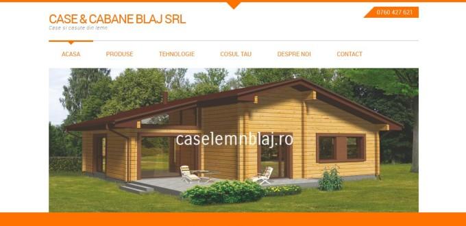 Creare magazin online case si cabane blaj mc regional for Creare case