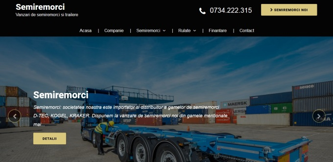 Catalog online Prakt Solution SRL Roman