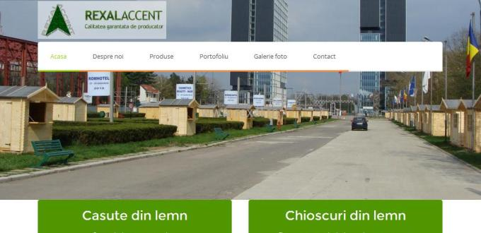 Creare catalog online Rexal Bistrita Nasaud,Creare site web Bistrita-Nasaud