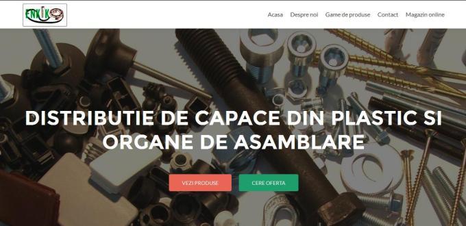 Creare magazin online Enkiko Prod Cluj-Napoca